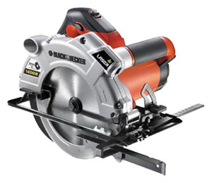 Дисковая пила BLACK+DECKER KS1500LK