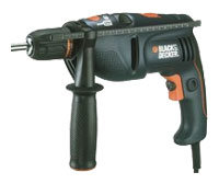 Дрель BLACK+DECKER KR700CK