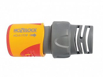 Коннектор Hozelock 2065 Plus Aquastop 3/4 дюйма