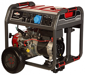 Бензиновая электростанция BRIGGS & STRATTON Elite 7500EA