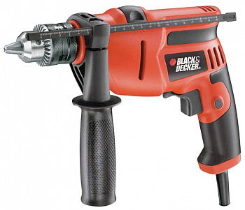 Дрель BLACK+DECKER KR704REK