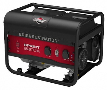 Бензиновая электростанция BRIGGS & STRATTON Sprint 2200A