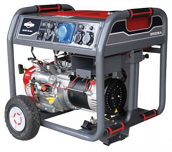 Бензиновая электростанция BRIGGS & STRATTON Elite 8500EA