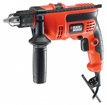 Дрель BLACK+DECKER KR554RE